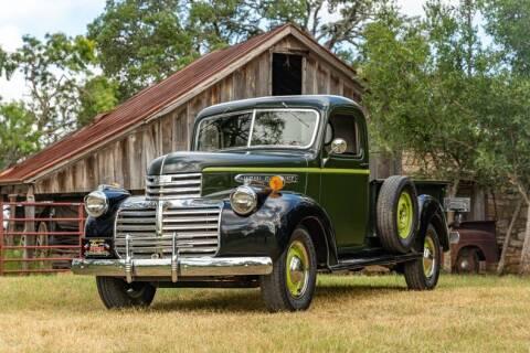1946 GMC C/K 1500 Series for sale at STREET DREAMS TEXAS in Fredericksburg TX