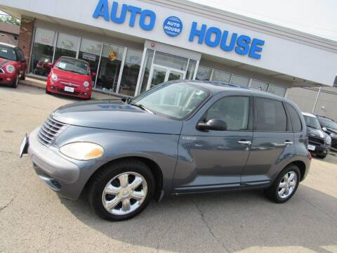 2002 Chrysler PT Cruiser for sale at Auto House Motors in Downers Grove IL