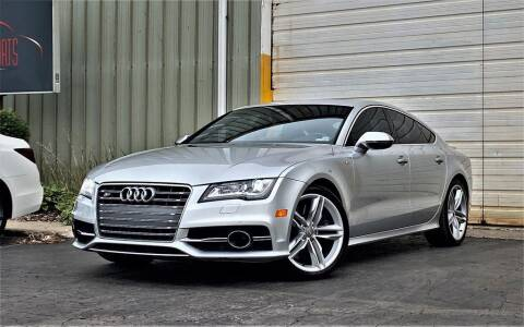 2013 Audi S7 for sale at Haus of Imports in Lemont IL