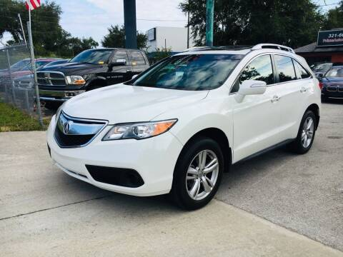 2014 Acura RDX for sale at Prime Auto Solutions in Orlando FL