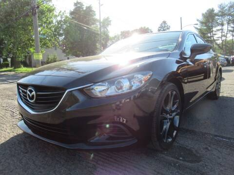 2014 Mazda MAZDA6 for sale at PRESTIGE IMPORT AUTO SALES in Morrisville PA