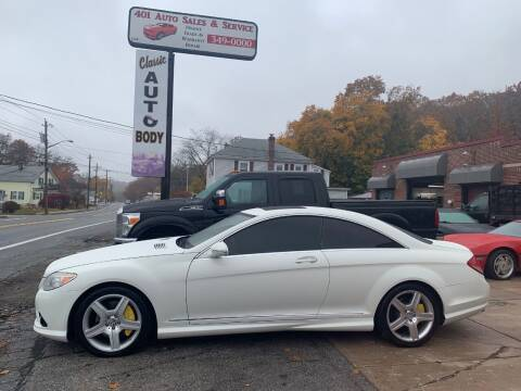 2009 Mercedes-Benz CL-Class for sale at 401 Auto Sales & Service in Smithfield RI