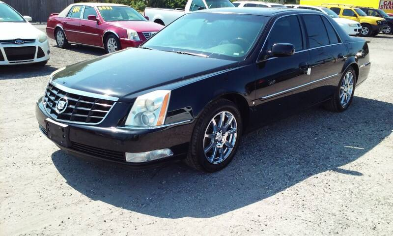 2007 Cadillac DTS for sale at Pinellas Auto Brokers in Saint Petersburg FL