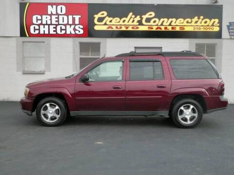 2005 Chevrolet TrailBlazer EXT for sale at Credit Connection Auto Sales Inc. CARLISLE in Carlisle PA
