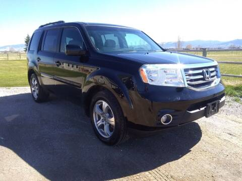 2012 Honda Pilot for sale at Kevs Auto Sales in Helena MT