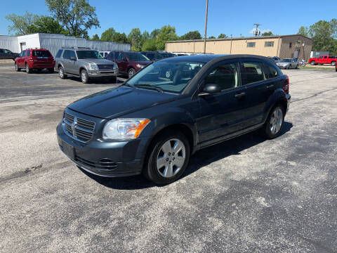 2007 Dodge Caliber for sale at Bruce Kunesh Auto Sales Inc in Defiance OH