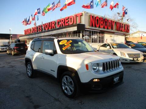 2015 Jeep Renegade for sale at Giant Auto Mart 2 in Houston TX