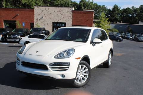 2011 Porsche Cayenne for sale at Atlanta Unique Auto Sales in Norcross GA