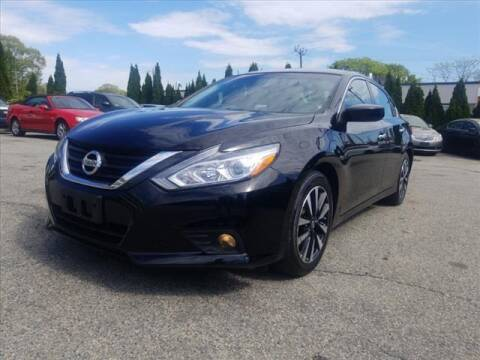 2018 Nissan Altima for sale at East Providence Auto Sales in East Providence RI