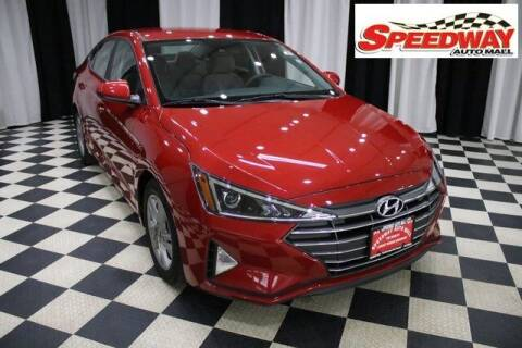 2020 Hyundai Elantra for sale at SPEEDWAY AUTO MALL INC in Machesney Park IL