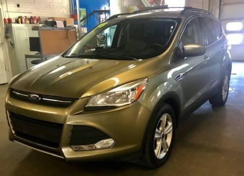 2013 Ford Escape for sale at Reinecke Motor Co in Schuyler NE