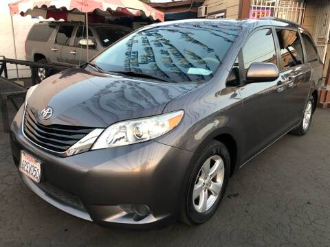 2011 Toyota Sienna for sale at Plaza Auto Sales in Los Angeles CA