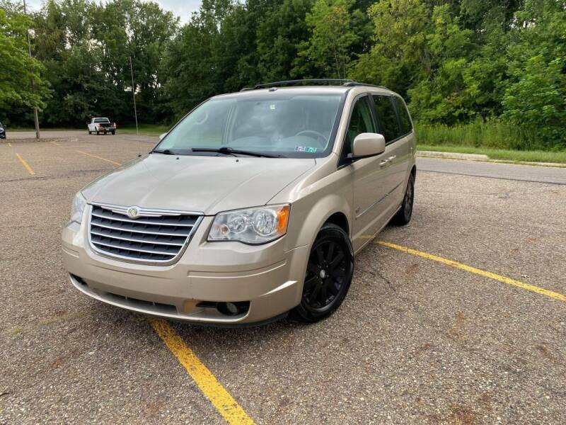 2009 Chrysler Town and Country for sale at STARIA AUTO GROUP LLC in Akron OH
