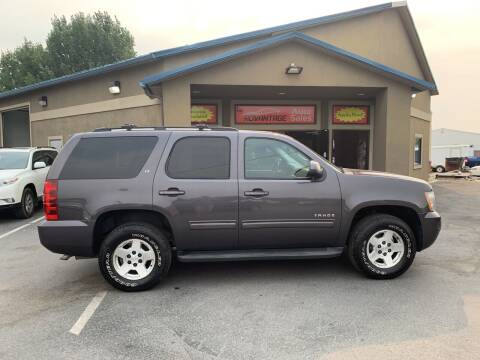 2010 Chevrolet Tahoe for sale at Advantage Auto Sales in Garden City ID