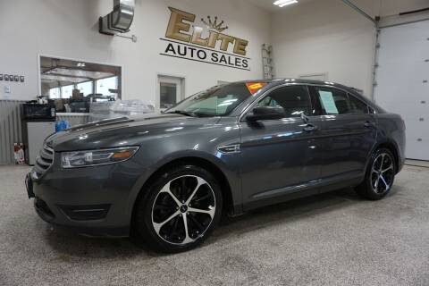 2015 Ford Taurus for sale at Elite Auto Sales in Idaho Falls ID