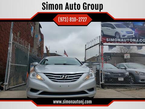 2013 Hyundai Sonata for sale at Simon Auto Group in Newark NJ