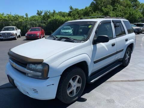 2005 Chevrolet TrailBlazer for sale at American Motors Inc. - Cahokia in Cahokia IL