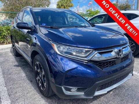 2017 Honda CR-V for sale at JumboAutoGroup.com in Hollywood FL
