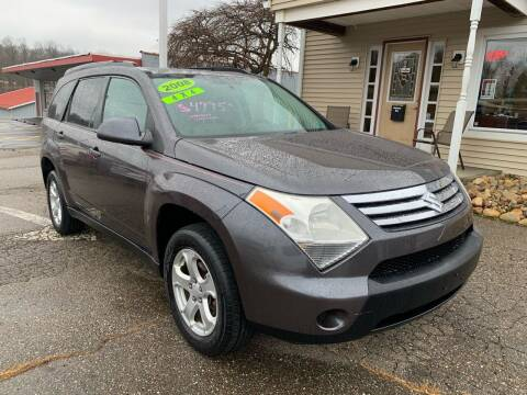 2008 Suzuki XL7 for sale at G & G Auto Sales in Steubenville OH