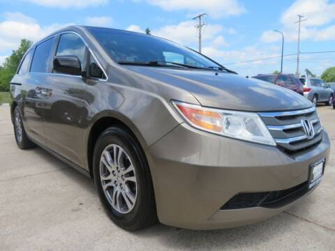 2012 Honda Odyssey for sale at Import Exchange in Mokena IL