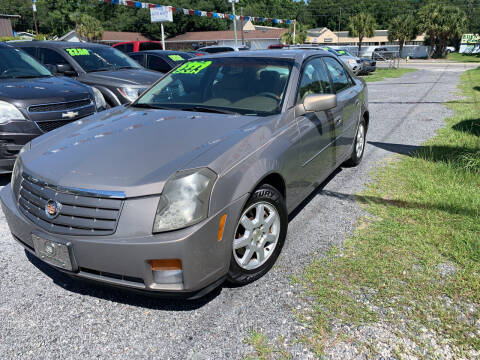 2006 Cadillac CTS for sale at Auto Mart - Dorchester in North Charleston SC