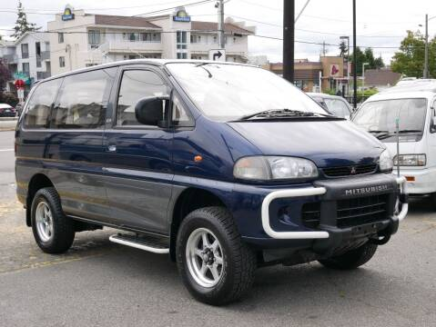 1994 Mitsubishi Delica L400 4x4 for sale at JDM Car & Motorcycle LLC in Seattle WA