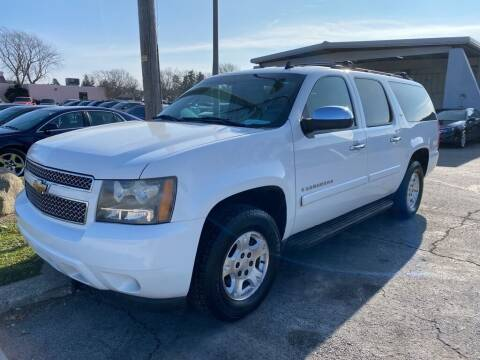 2007 Chevrolet Suburban for sale at Lakeshore Auto Wholesalers in Amherst OH