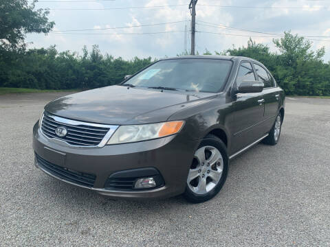 2009 Kia Optima for sale at Craven Cars in Louisville KY