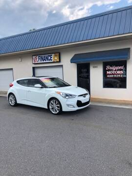 2012 Hyundai Veloster for sale at BRIDGEPORT MOTORS in Morganton NC