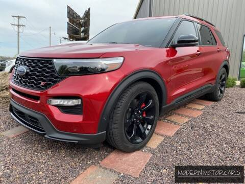 2020 Ford Explorer for sale at Modern Motorcars in Nixa MO
