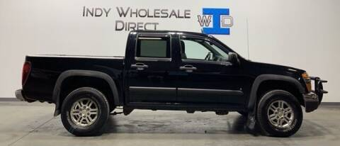 2008 Chevrolet Colorado for sale at Indy Wholesale Direct in Carmel IN