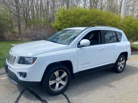 2016 Jeep Compass for sale at Padula Auto Sales in Braintree MA