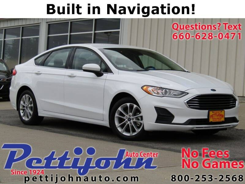 2020 Ford Fusion Hybrid for sale in Bethany, MO