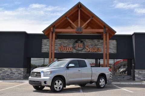 2007 Toyota Tundra for sale at JW Auto Sales LLC in Harrisonburg VA