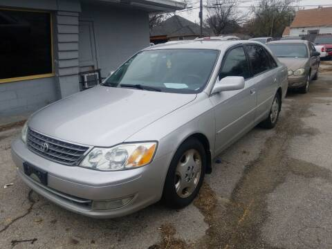 2003 Toyota Avalon for sale at Nile Auto in Fort Worth TX