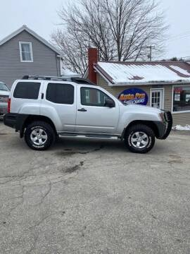 2010 Nissan Xterra for sale at Auto Pro Auto Sales-797 Sabattus St. in Lewiston ME