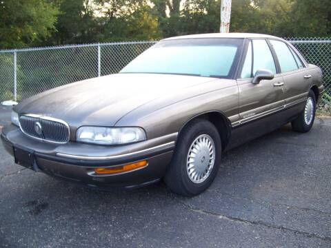 1999 Buick LeSabre for sale at Collector Car Co in Zanesville OH