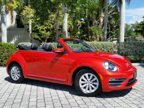 2017 Volkswagen Beetle for sale at Auto Quest USA INC in Fort Myers Beach FL
