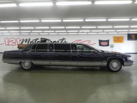 1995 Cadillac Fleetwood for sale at 121 Motorsports in Mount Zion IL
