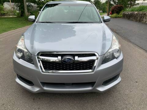 2014 Subaru Legacy for sale at Via Roma Auto Sales in Columbus OH
