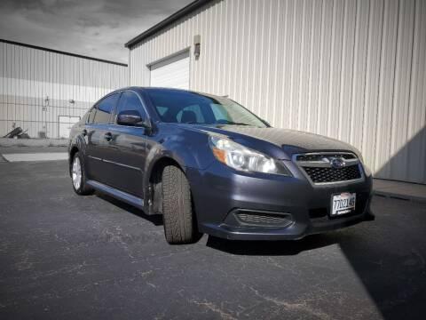 2013 Subaru Legacy for sale at Born Again Auto's in Sioux Falls SD