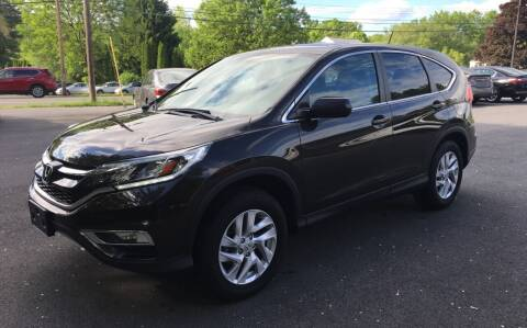 2016 Honda CR-V for sale at Delafield Motors in Glenville NY