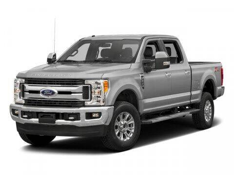 2017 Ford F-250 Super Duty for sale at Strosnider Chevrolet in Hopewell VA