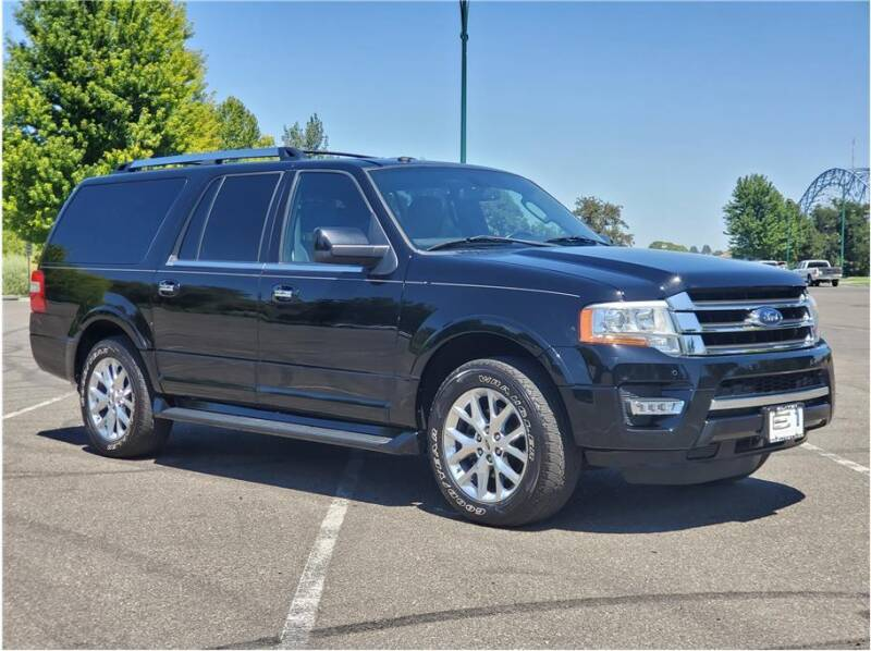 2017 Ford Expedition EL for sale at Elite 1 Auto Sales in Kennewick WA