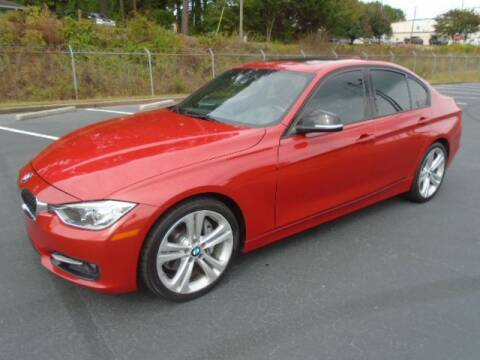 2014 BMW 3 Series for sale at Atlanta Auto Max in Norcross GA