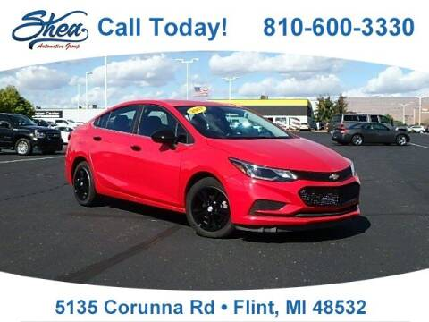 2017 Chevrolet Cruze for sale at Jamie Sells Cars 810 in Flint MI