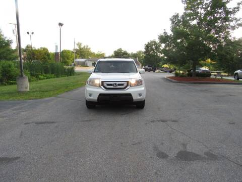 2011 Honda Pilot for sale at Heritage Truck and Auto Inc. in Londonderry NH