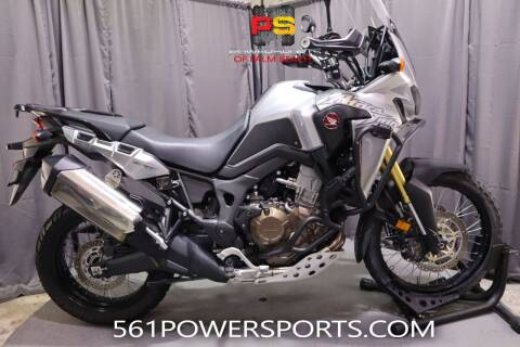 2016 Honda Africa Twin for sale at Powersports of Palm Beach in Hollywood FL
