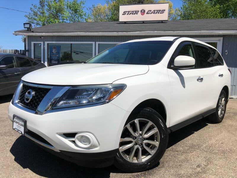 2013 Nissan Pathfinder for sale at Star Cars LLC in Glen Burnie MD