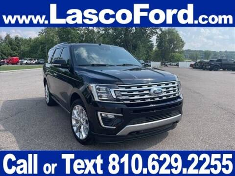 2019 Ford Expedition for sale at Lasco of Grand Blanc in Grand Blanc MI